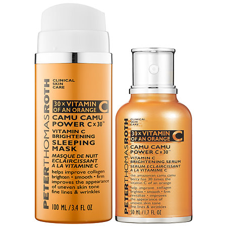Peter Thomas Roth Camu Camu Power C x 30 Vitamin C Brightening Duo
