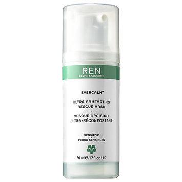 REN Evercalm(TM) Ultra Comforting Rescue Mask 1.7 oz/ 50 mL