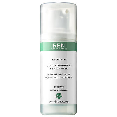 REN Evercalm(TM) Ultra Comforting Rescue Mask 1.7 oz/ 50 mL