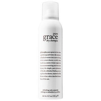 philosophy Pure Grace Dry Shampoo 4.3 oz/ 122 g