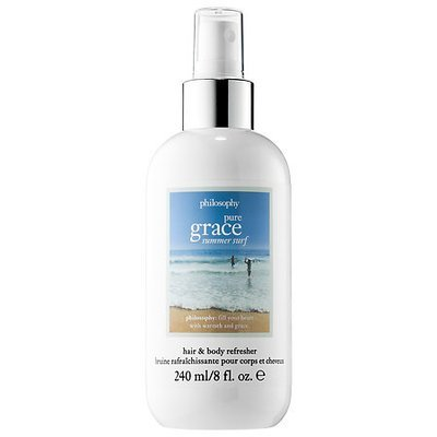 philosophy Pure Grace Summer Surf Hair & Body Refresher