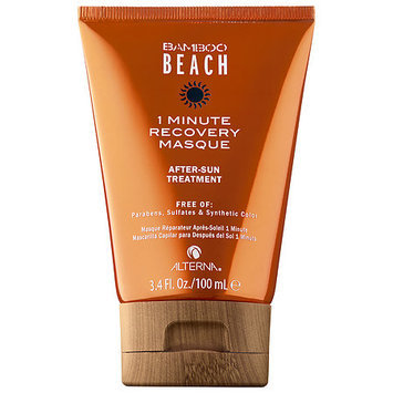 ALTERNA Haircare Bamboo Beach 1 Minute Recovery Masque 3.4 oz/ 100 mL