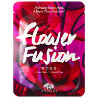 Origins Flower Fusion™ Rose Hydrating Sheet Mask