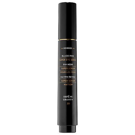 KORRES Black Pine 3D Sculpting, Firming & Lifting Super Eye Serum