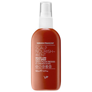 Vernon Francois Scalp Nourishment Spray for Braids and Locs 3.3 oz/ 100 mL