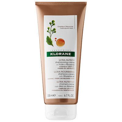 Klorane Ultra-Nourishing Shampoo-cream with Abyssinia Oil