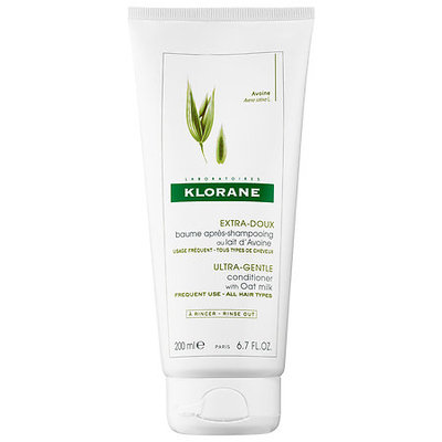 Klorane Ultra-Gentle Conditioner with Oat Milk 6.7 oz/ 200 mL
