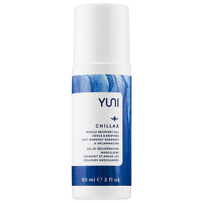 YUNI Chillax Muscle Recovery Gel