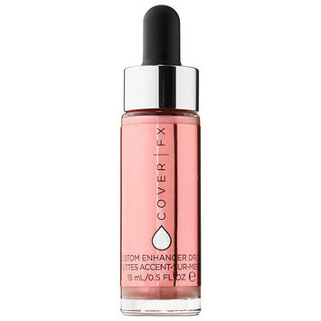 COVER FX Custom Enhancer Drops Blossom 0.5 oz/ 15 mL