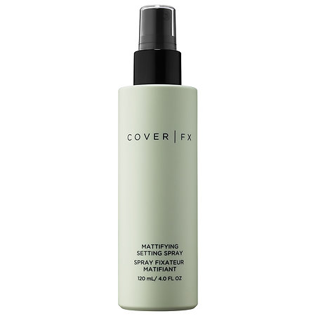 COVER FX Mattifying Setting Spray 4 oz/ 120 mL