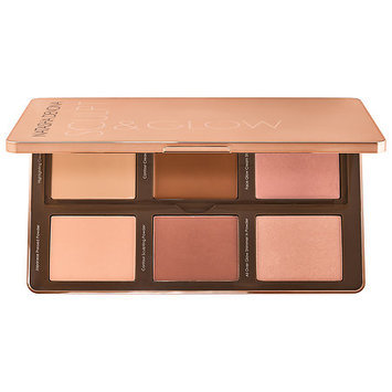 Natasha Denona Sculpt & Glow Face Highlighting & Contour Glow Palette 01 Light Medium