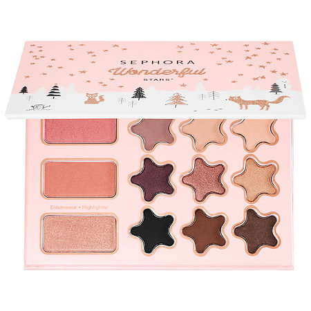 Sephora Collection Wonderful Stars Eye and Face Palette