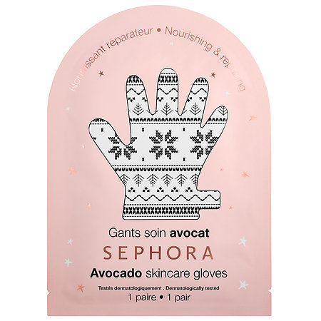 SEPHORA COLLECTION Avocado Hand Mask