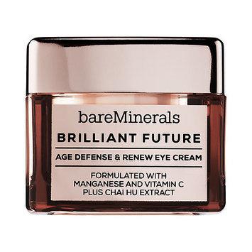 bareMinerals BRILLIANT FUTURE(TM) Age Defense & Renew Eye Cream 0.5 oz/ 15 g