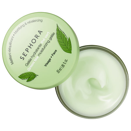 SEPHORA COLLECTION Moisturizer Green Tea - mattifying & rebalancing (gel)