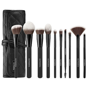 SEPHORA COLLECTION Ready To Roll Brush Set