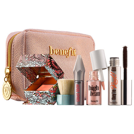Benefit Cosmetics Sunday My Prince Will Come Easy Weekender Makeup Kit