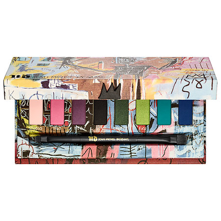 Urban Decay UD Jean-Michel Basquiat Collection Tenant Eyeshadow Palette