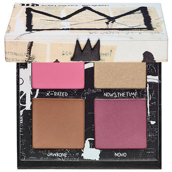 Urban Decay UD Jean-Michel Basquiat Collection UD Jean-Michel Basquiat Gallery Blush Palette 0.15 oz/ 4.25 g