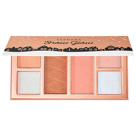 Sephora Collection Snow Glow Face Palette