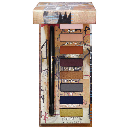 Urban Decay UD Jean-Michel Basquiat Collection Gold Griot Eyeshadow Palette