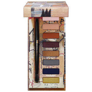 Urban Decay UD Jean-Michel Basquiat Collection UD Jean-Michel Basquiat Gold Griot Eyeshadow Palette 8 x 0.004 oz/ 1.2 g