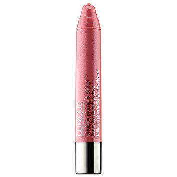 CLINIQUE Chubby Plump & Shine Liquid Lip Plumping Gloss Portly Peach 0.13 oz/ 3.9 g