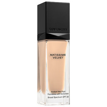 Givenchy Matissime Velvet Radiant Mattifying Fluid Foundation SPF 20