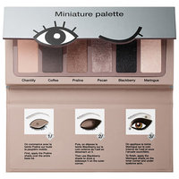 SEPHORA COLLECTION Miniature Palette Nougat Shades Collection