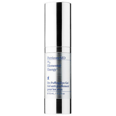 Perricone MD H2 Elemental Energy De-Puffing Eye Gel 0.5 oz/ 15 mL