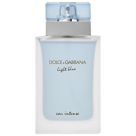 Dolce & Gabbana Light Blue Eau Intense Pour Femme Eau De Parfum