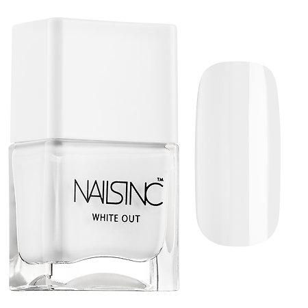 NAILS INC. White Out Nail Polish White Out 0.47 oz/ 14 mL