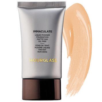 Hourglass Immaculate Liquid Powder Foundation Mattifying Oil Free