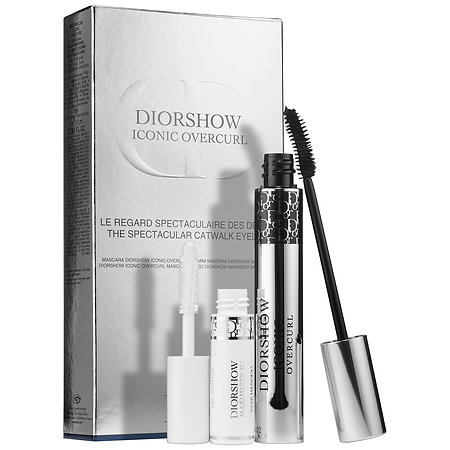 Dior Diorshow Iconic Overcurl The Spectacular Catwalk Eye Look Set