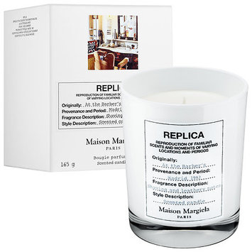 MAISON MARGIELA REPLICA' At the Barber's Scented Candle 5.82 oz/ 165 g