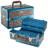 SEPHORA COLLECTION License to Leopard Large Traincase 14