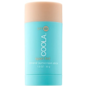 COOLA Mineral Sport Sunscreen Stick SPF 50 Tinted
