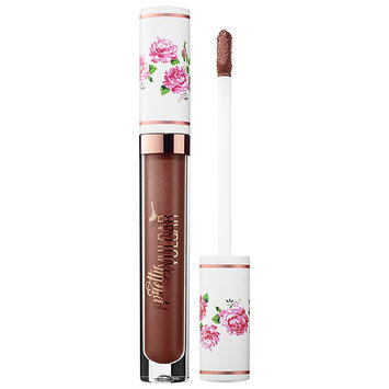 Pretty Vulgar My Lips Are Sealed Liquid Lipstick Weeping Willow 1 oz/ 3mL