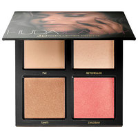 Huda Beauty 3D Highlighter Palette Gold Sand Edition