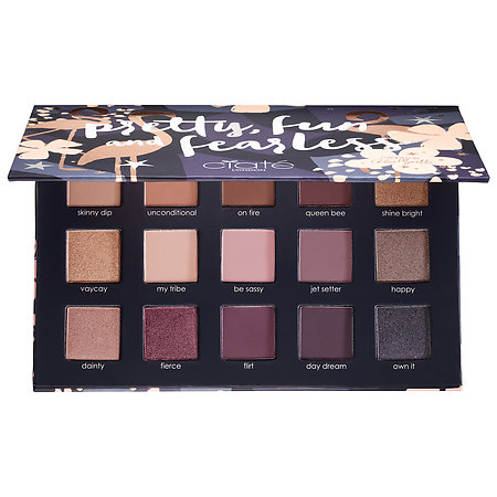 Ciaté London Chloe Morello Pretty, Fun & Fearless Eyeshadow Palette