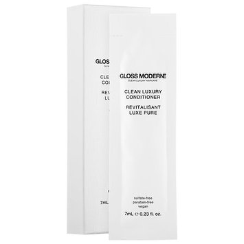 Gloss Moderne Clean Luxury Conditioner 5 packettes x 0.23 oz/ 7 mL