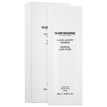 Gloss Moderne Clean Luxury Masque 5 packettes x 0.3 oz/ 9 mL