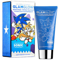 GLAMGLOW GRAVITYMUD™ Firming Treatment Sonic Blue Collectible Edition Tails