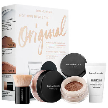 bareMinerals bareMinerals Nothing Beats the Original™ 4-Piece Get Started® Kit Neutral Deep 29