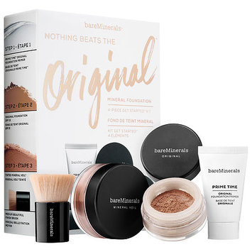 bareMinerals bareMinerals Nothing Beats the Original™ 4-Piece Get Started® Kit Neutral Dark 24