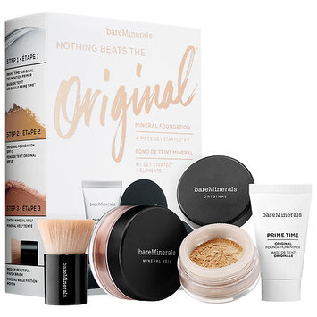bareMinerals bareMinerals Nothing Beats the Original™ 4-Piece Get Started® Kit Medium Tan 18