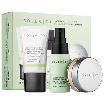 COVER FX Mattifying Prime & Set