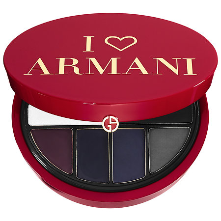 Giorgio Armani Beauty I Love Armani Red Carpet Eyes and Face Palette