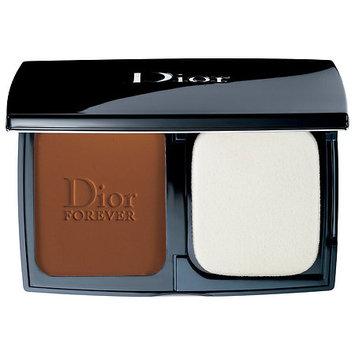 Dior Diorskin Forever Perfect Matte Powder Foundation 080 Ebony .35 oz/ 9.9 g