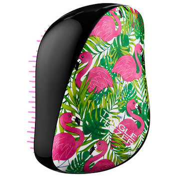 Tangle Teezer Compact Styler Summer Edition black/pink flamingo